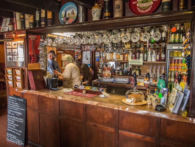 Dartmoor pub