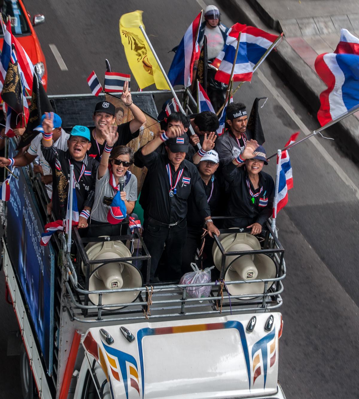 Bangkok oprør 1