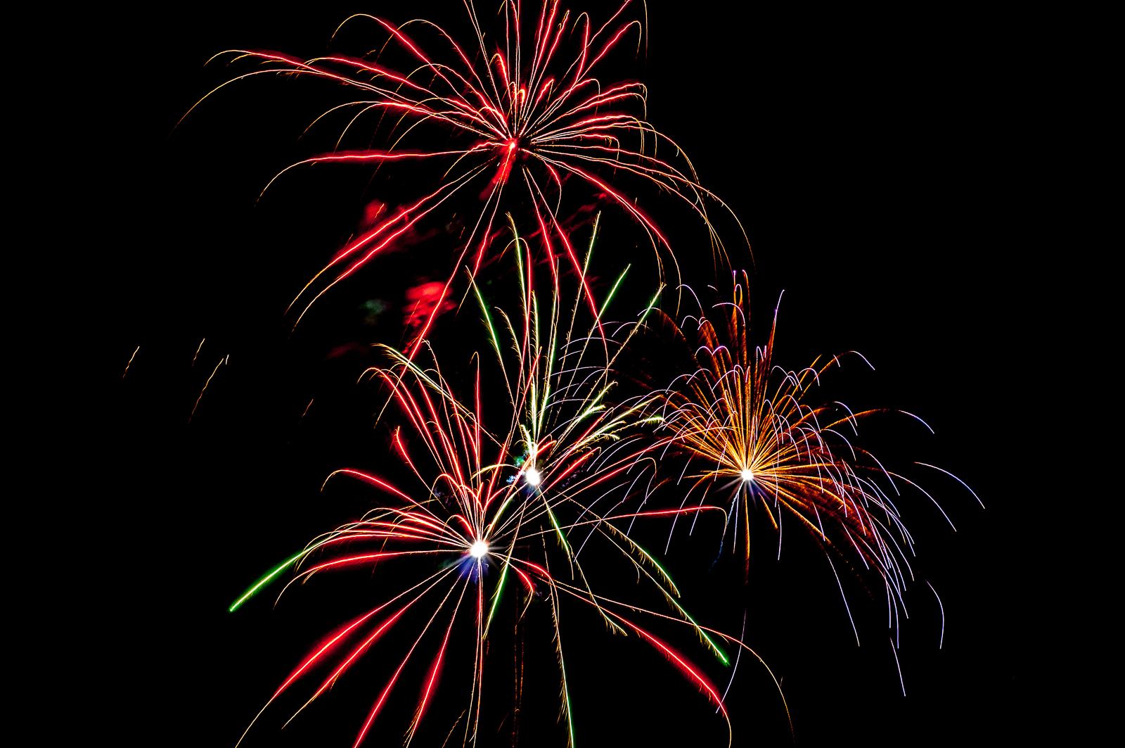 Nytår 2014 fyrværkeri 2