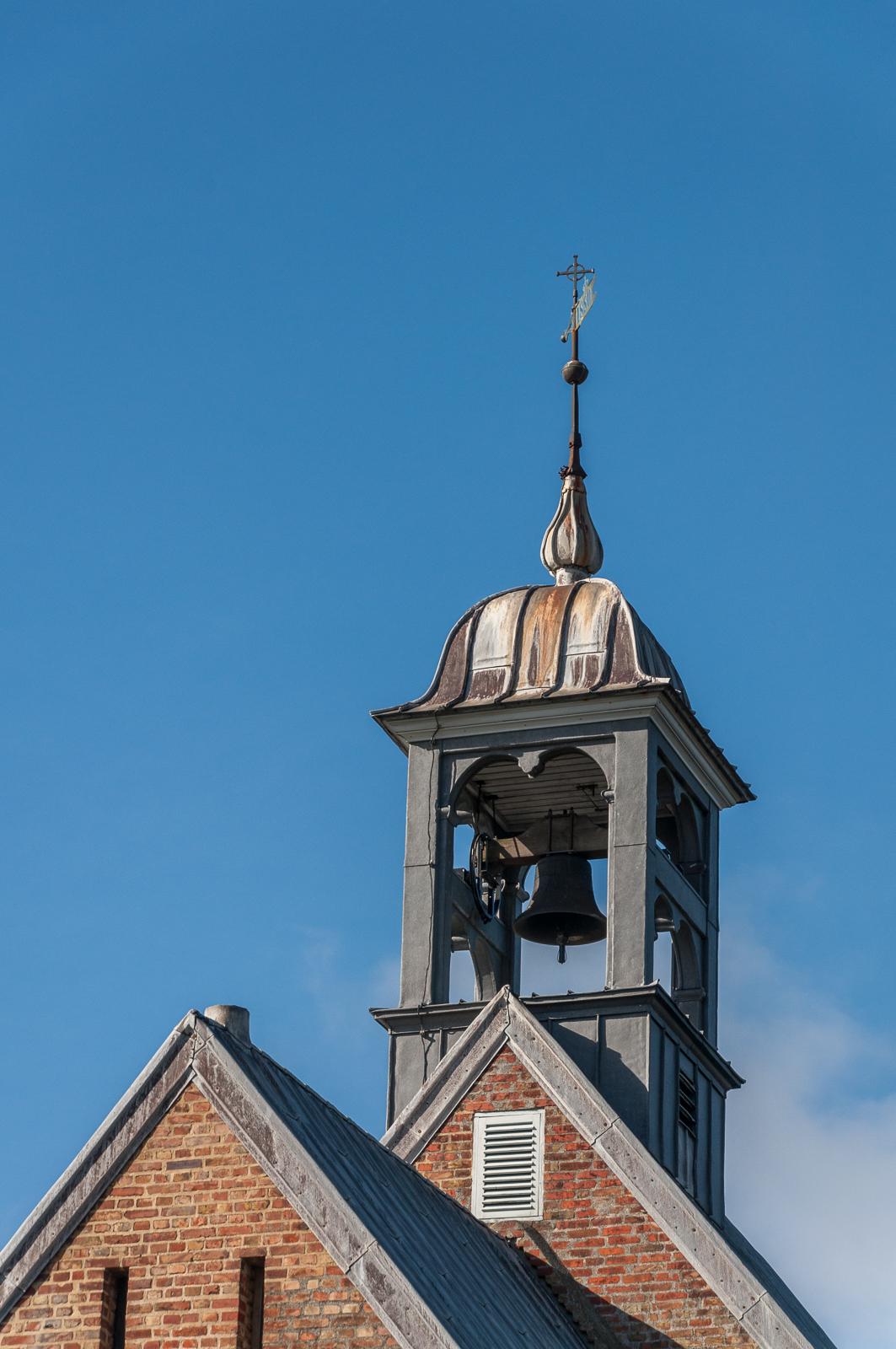 Hviding Kirketårn