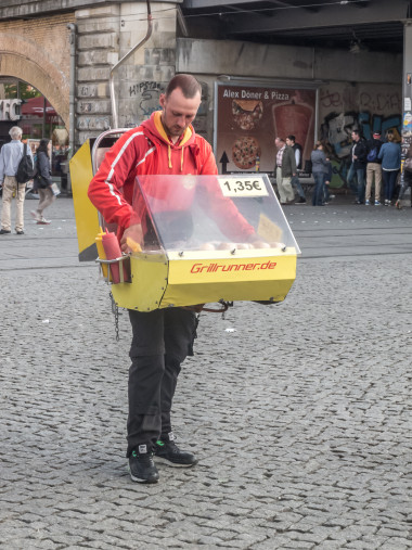 Mobil pølsemand