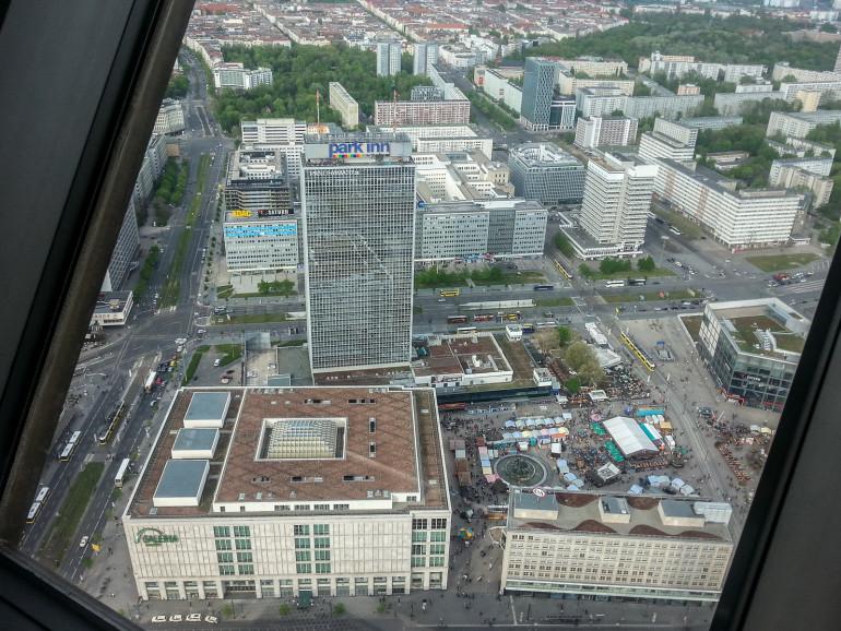 TV tårn Berlin