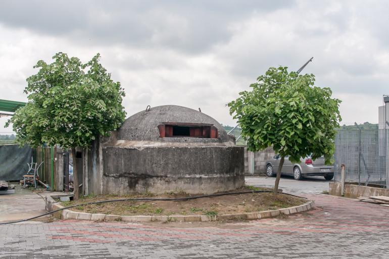 Albanien skydeskår