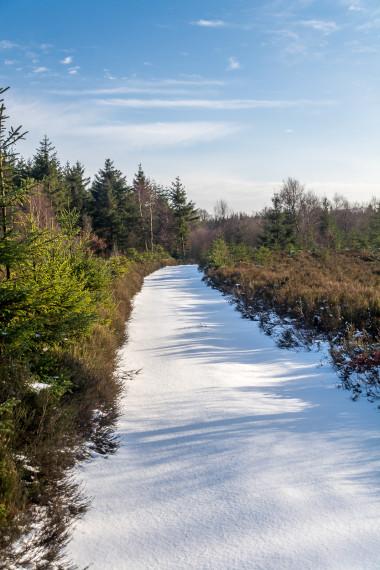 Sne Hundsbæk efter