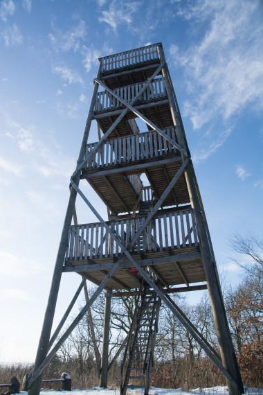 Tårn Hundsbæk før