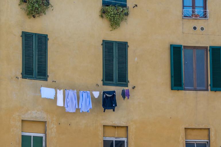 Lucca Italiensk vasketøj