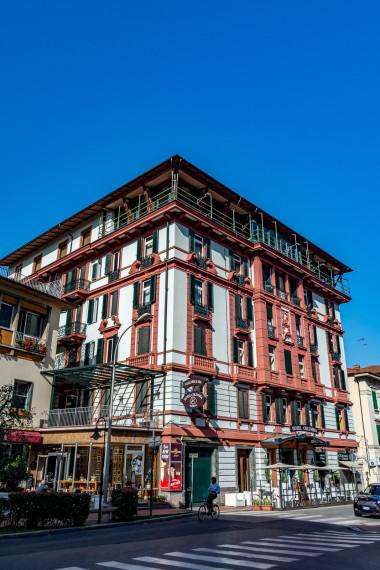 Montecatine Terme hotel Columbus