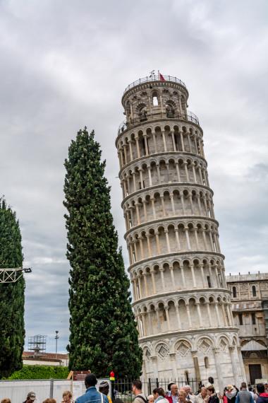 Pisa det skæve tårn