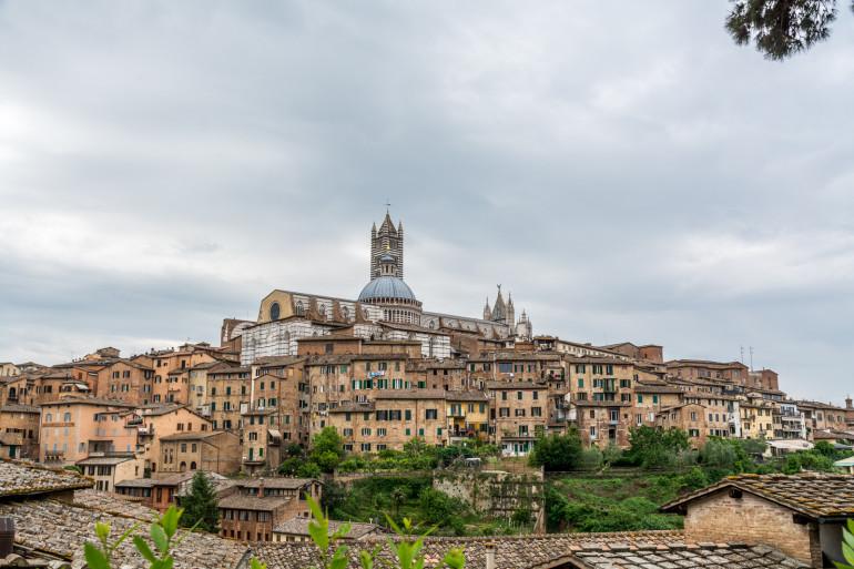 Siena middelalderby 2