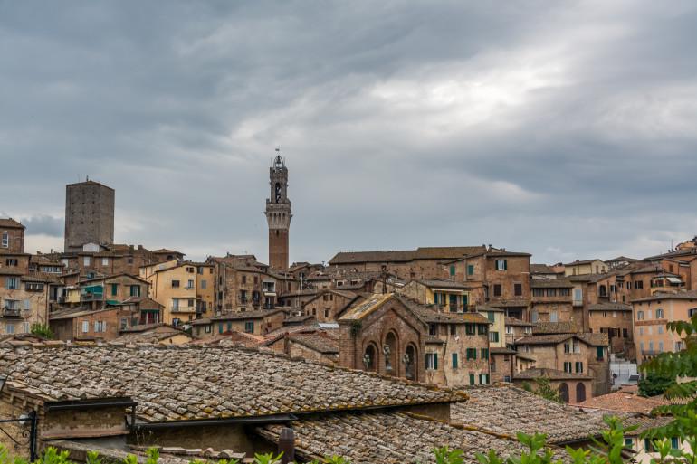 Siena middelalderby