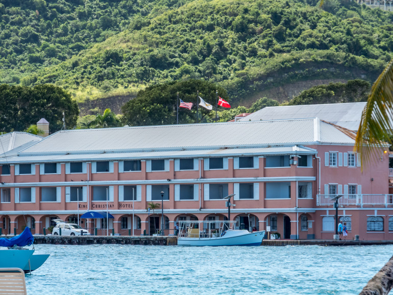 St.Croix-King Christian Hotel