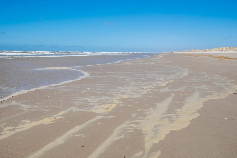 Børsmose Strand mod nord
