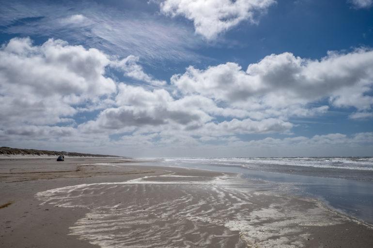 Børsmose Strand mod syd