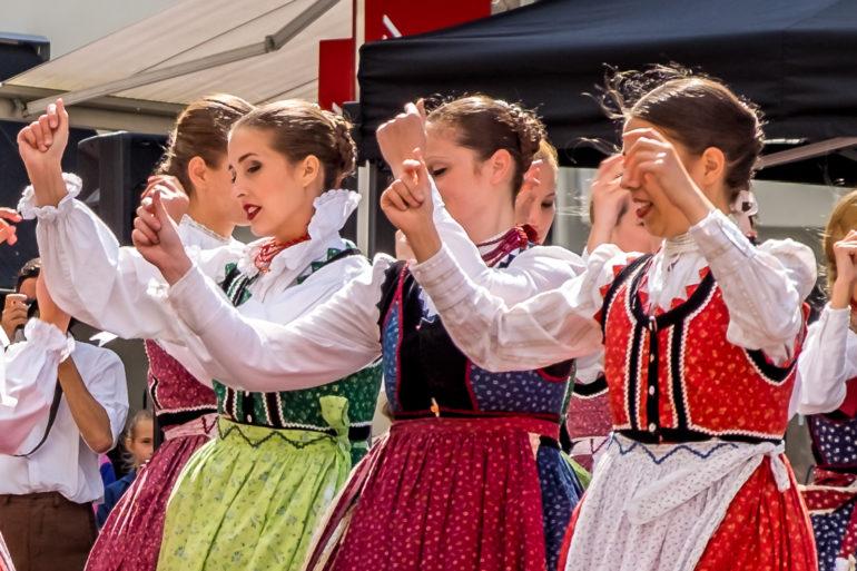 Ungarske dansepiger Kolding